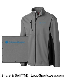 Mens Narvik Colorblock Softshell Design Zoom